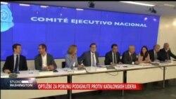 Najavljene optužnice protiv lidera Katalonije