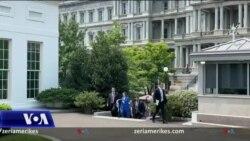 Udhëheqësja e opozitës bjelloruse kërkon përdorimin e sanksioneve nga SHBA