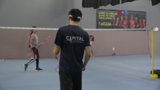 Sekolah Badminton Milik Diaspora Indonesia di Gaithersburg, Maryland Dibuka Kembali