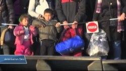 Avrupa Göçmen Akınını Durdurmaya Çalışıyor