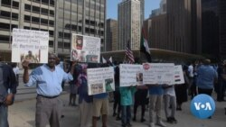 Protesters Rally Around the World to Support Sudan's Revolution