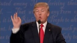 Trump's Debate Comments on US Need to Renegotiate Defense Pacts