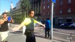 Ataque em Barcelona: Vários mortos e feridos em atropelamento em massa e tiroteio