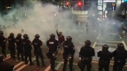 Video Footage of Day 2 of Protests in Charlotte North Carolina