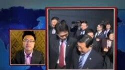 """VOA连线:陈德铭高雄大喊""""台湾我爱你"""""""