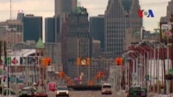 Detroit ABD'nin İflas Eden En Büyük Kenti Oldu
