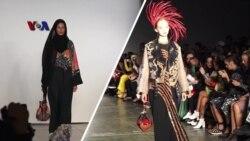 VOA Trending Topic: 3 Desainer Indonesia Tampil di New York Fashion Week