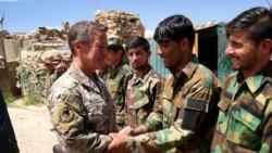 美軍將在阿富汗保留一定數量的部隊負責保安