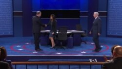 Kaine and Pence Engage in Lively Debate That is Mostly About Trump