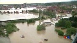 2014-05-18 美國之音視頻新聞: 巴爾幹地區水災百萬人受害