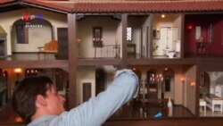 Master of Miniatures Builds a Dream Mansion in Los Angeles