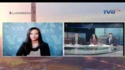 Laporan Langsung VOA untuk TVRI: Pidato Kenegaraan Presiden Trump