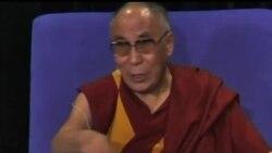 2013-06-13 美國之音視頻新聞: 達賴喇嘛呼籲中國認真調查藏人自焚背後原因