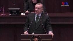 Erdoğan'dan ABD'ye Sarraf Tepkisi
