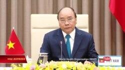 Thủ tướng Việt Nam kêu gọi 'đoàn kết quốc tế' giữa đại dịch