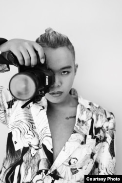 Reinhardt Kenneth, fotografer fesyen asal indonesia di Los Angeles (dok: Reinhardt Kenneth)
