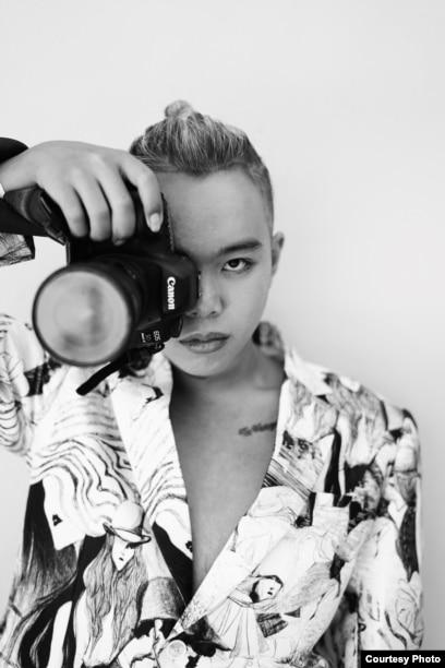 Reinhardt Kenneth, fotografer fesyen asal indonesia di Los Angeles (dok: Reinhardt Kenneth)