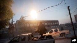 Stalni sukobi u Siriji