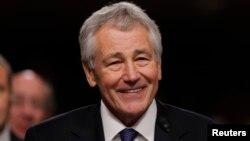 Respublikachi Chak Xeygl, sobiq senator