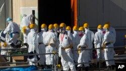 فوکوشیما کا جوہری پلانٹ 2011 کے سونامی سے متاثر ہوا تھا