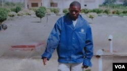 """Manuel Francisco """"Laranjinha"""", morto pela polícia de Luanda em circunstâncias que as autoridades se recusam a esclarecer (Foto cedida pela família)"""