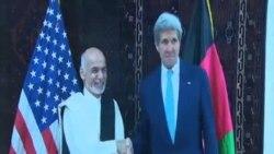 克里持續斡旋阿富汗政治危機