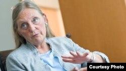 애나 로스바흐 유럽의회 한반도 관계 대표단 부위원장. 유럽의회 제공. (자료사진)