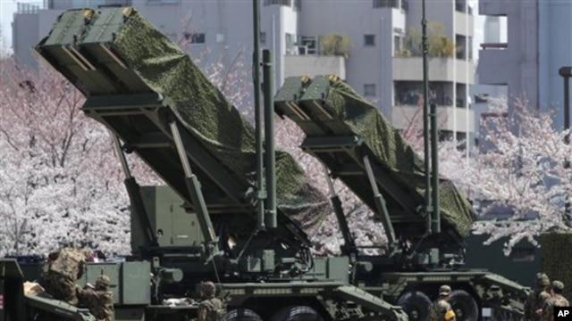 Sistem pertahanan penangkis misil Patriot (foto: dok). NATO mengatakan akan mempertimbangkan jika Turki berniat menggelar anti misil Patriot di dekat perbatasan Suriah.