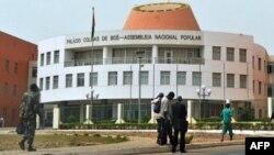 Edifício da Assembleia Nacional da Guiné-Bissau