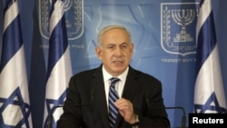 اسرائیلی وزیراعظم بنجمن نیتن یاہو