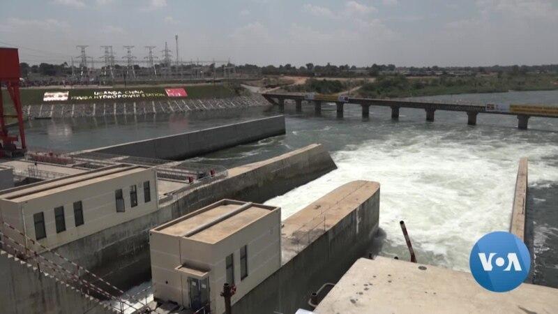 Some Controversy in Uganda Surrounding China-Built Dam