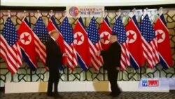 ټرمپ – شمالی کوریا - اټوم