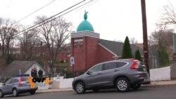 Des fidèles d'une mosquée d'Arlington en formation pour faire face à une attaque armée