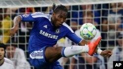 """""""Estoy muy contento de poder regresar a la camiseta número 11"""", dijo Drogba."""