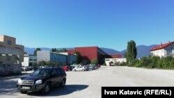 Regulatorna agencija je, tvrdi Emir Dizdarević, kasno uključena, kada je već došlo do rušenja objekta (na fotografiji šira lokacija incidenta na Stupu)