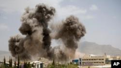 Після рейду саудівських літаків на столицю Ємену Сану
