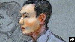 波士顿马拉松轰炸犯罪嫌疑人焦哈尔 萨纳耶夫的大学好友塔扎亚可夫