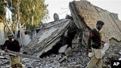 တာလီဘန္ တုိက္ဖ်က္ေရး ေဆြးေႏြးတုန္း ဗုံးကဲြ၊ ၅၀ ေက်ာ္ေသ