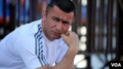 Qurban Qurbanov, Qarabağ futbol klubunun baş məşqçisi