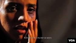 سونیتا آوازخوان افغان در نتیجه فرار از ازدواج اجباری به هنر سینما پیوست.