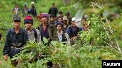 Warga suku Montagnard (foto: dok).