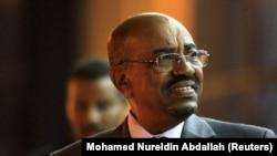 Omar el-Bechir, president du Soudan.