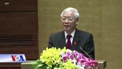 Ông Nguyễn Phú Trọng chính thức kiêm nhiệm Chủ tịch nước