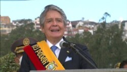 Ecuador - Guillermo Lasso 10-08-21