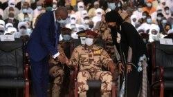 Une marche de soutien à la junte autorisée à N'Djamena