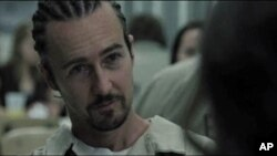 "Edward Norton in ""Stone"""