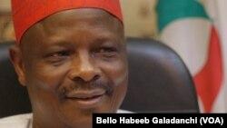 Gwamnan jihar Kano, Dr. Rabi'u Musa Kwankwaso.