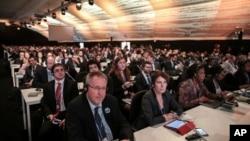 Учасники переговорів про кліматичні зміни в Марракеші
