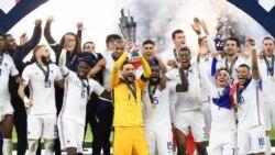 Ikipe y'Ubufaransa Itahukanye Igikombe ca UEFA 2021