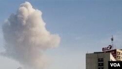 Serangkaian ledakan mengguncang ibukota Kongo, Brazzaville, hari Minggu pagi (4/3).
